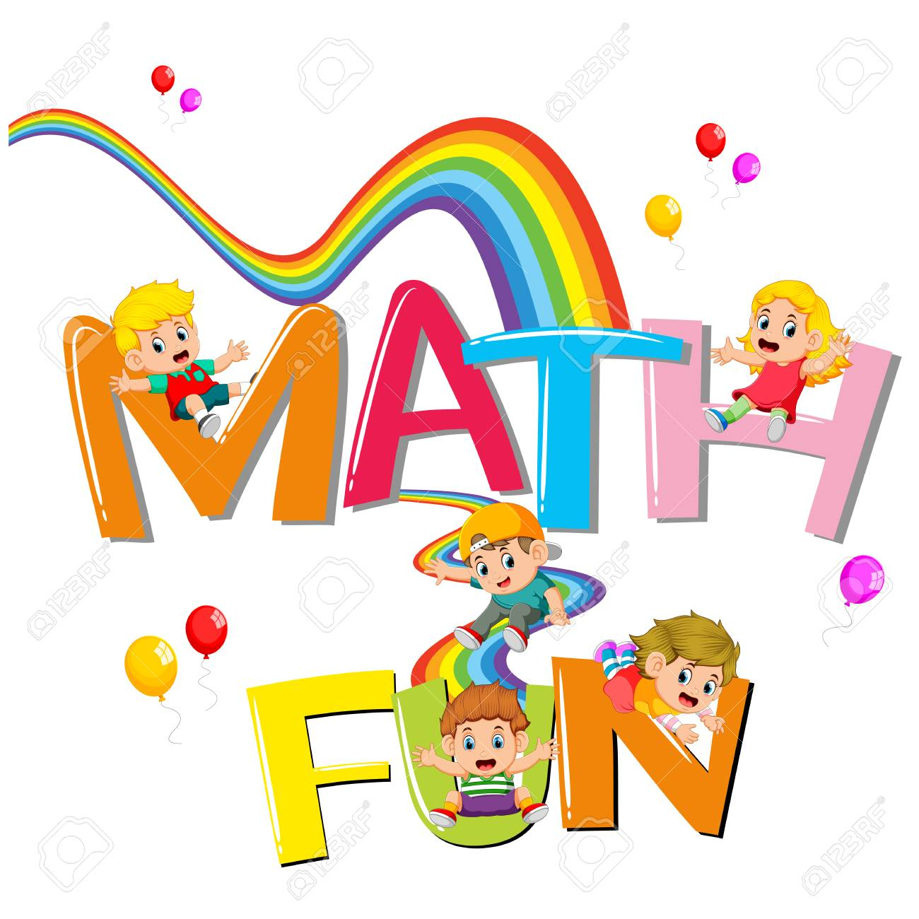 Mathematics for smart kids