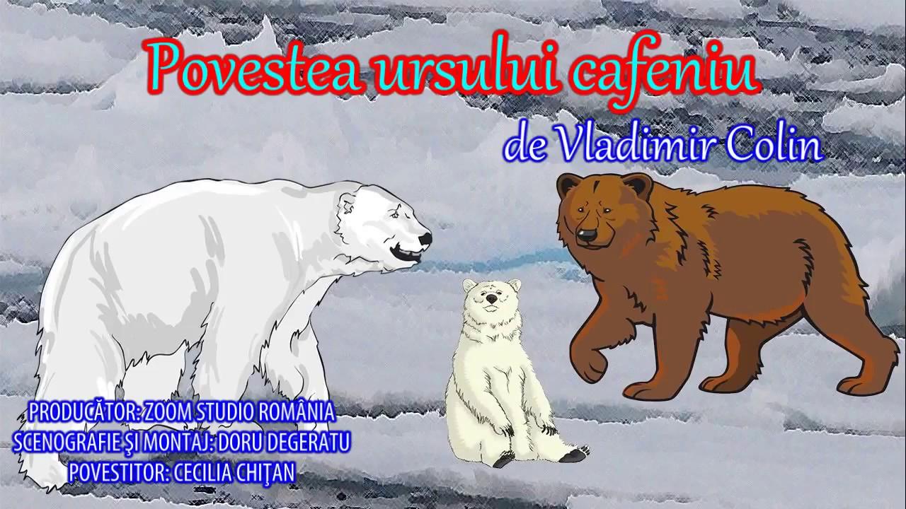 Povestea ursului cafeniu
