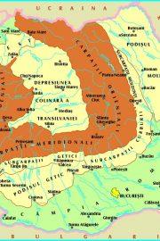 Romania – Geography