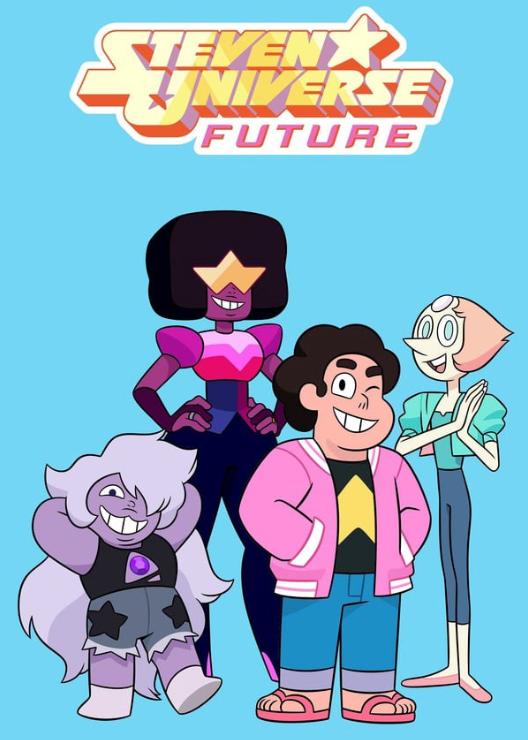 Steven Universe (all) quiz