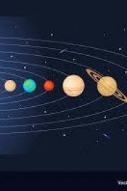 Soarele. Planetele Sistemului Solar.