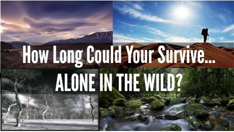 What would you do? Do you have what it takes to survive? Part II