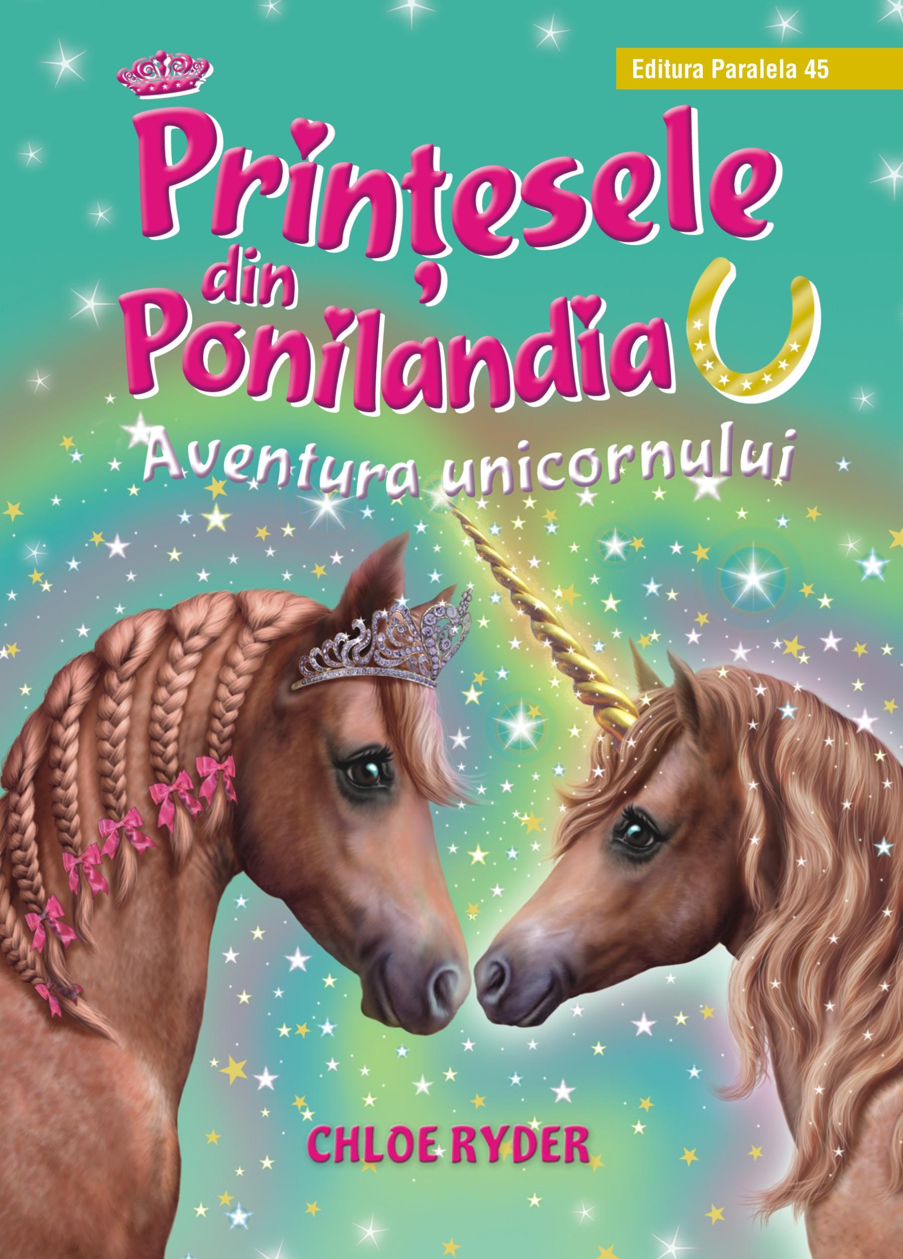 Printesele din Ponilandia – aventura unicornului