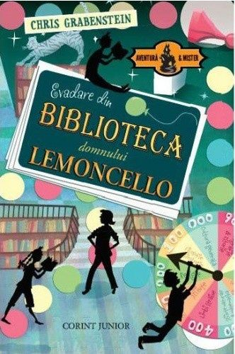Evadarea din biblioteca domnului Lemoncello
