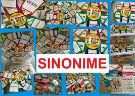 Jocul sinonimelor 2