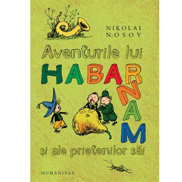 Aventurile lui Habarnam si ale prietenilor sai – Capitolul IV : Cum a inceput Habarnam sa scrie poezii