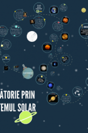 Călătorie în Sistemul Solar