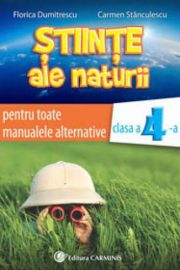 Științe ale naturii clasa a IV-a