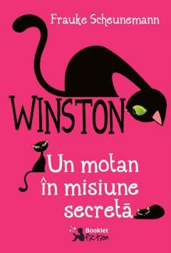 Winston: un motan in misiune secreta