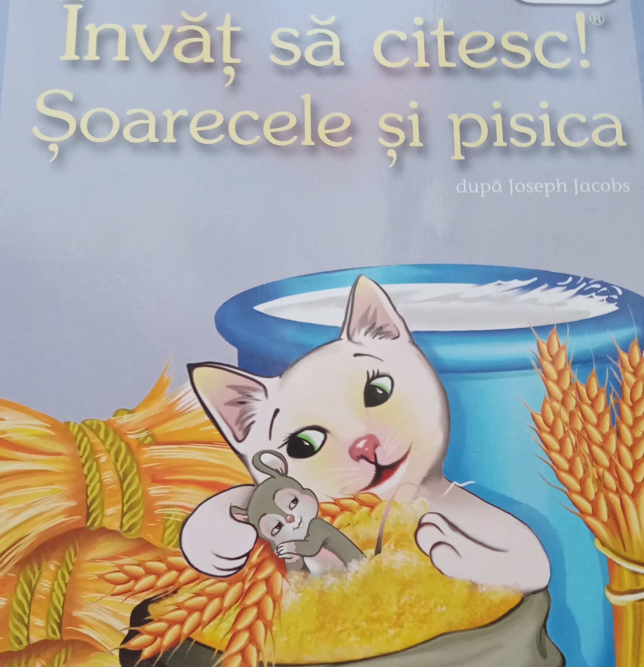 Șoarecele și pisica – [4]