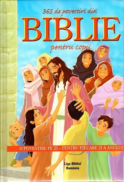 365 de povestiri din BIBLIE pentru copii