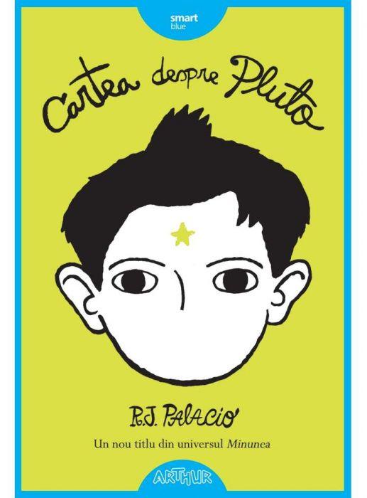 Cartea despre Pluto- continuarea cărții Minunea