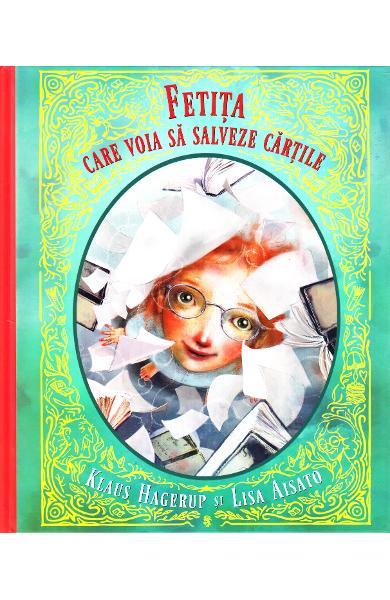 Fetița care voia să salveze cărțile – II