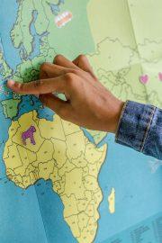 Dezvoltând cunoștințele despre geografie