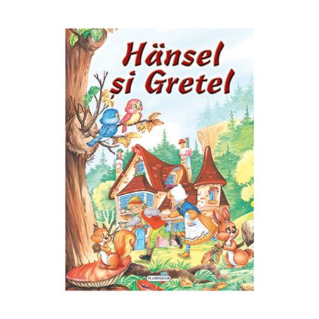 Hänsel si Gretel !