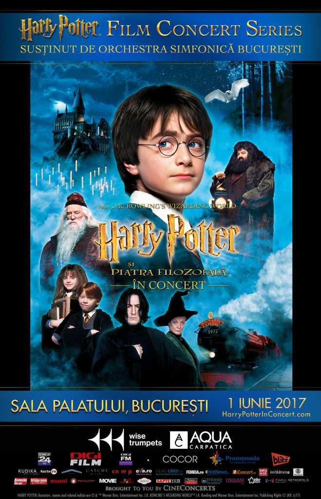 Harry Potter si Piatra Filozofala – [3]