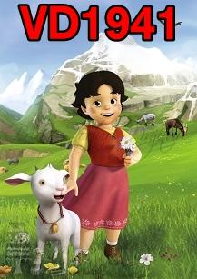 Heidi, fetița munților