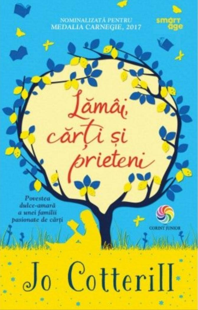 Lămâi, cărți și prieteni – povestea dulce-amară a unei familii pasionate de cărți