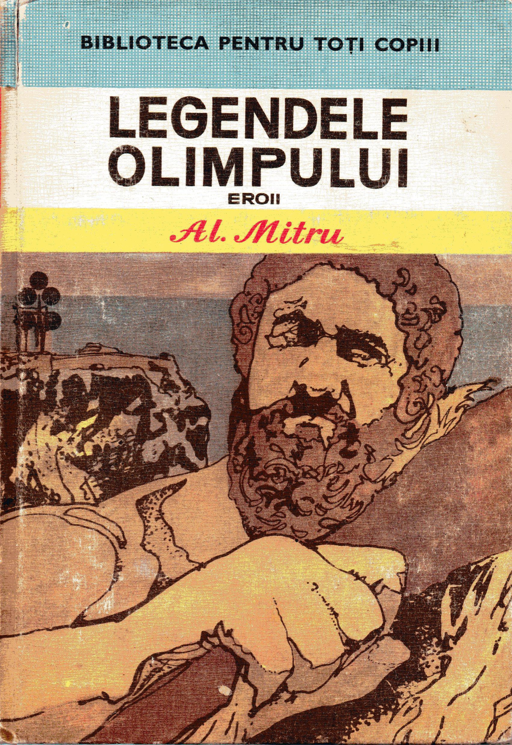 Legendele Olimpului (eroii)