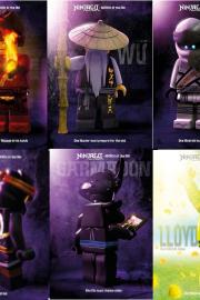 Lego Ninjago fan quiz