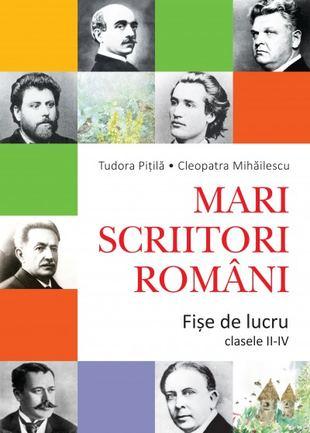 Mari scriitori români