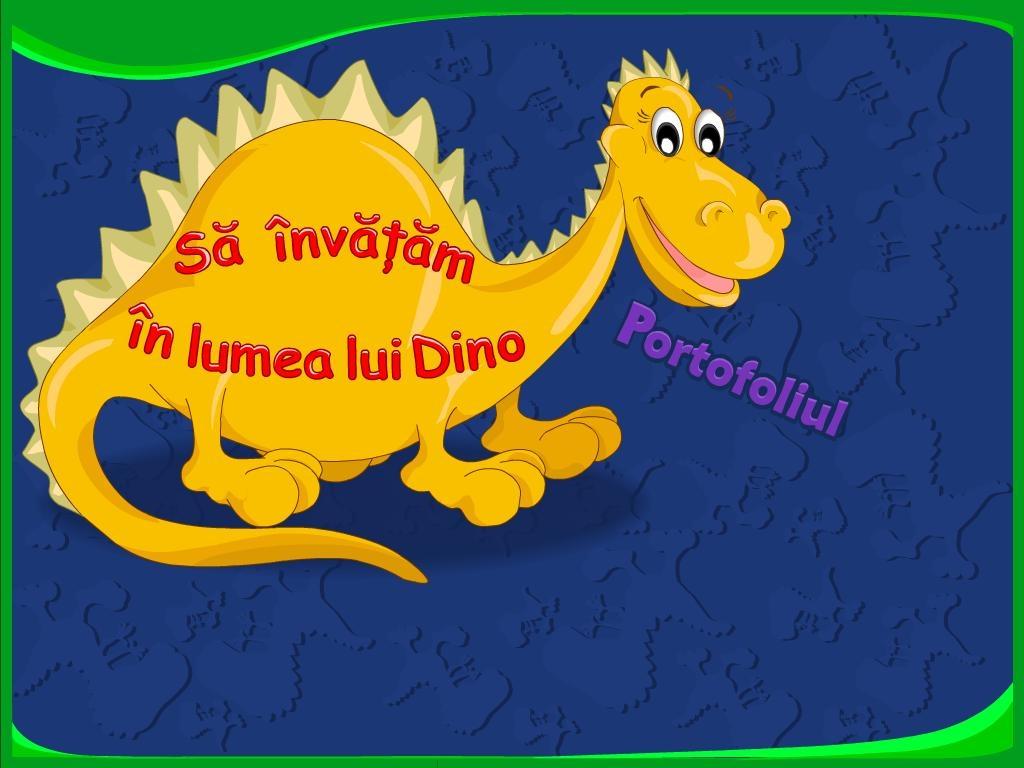 Matematica cu Dino