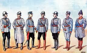 Primul Război Mondial.