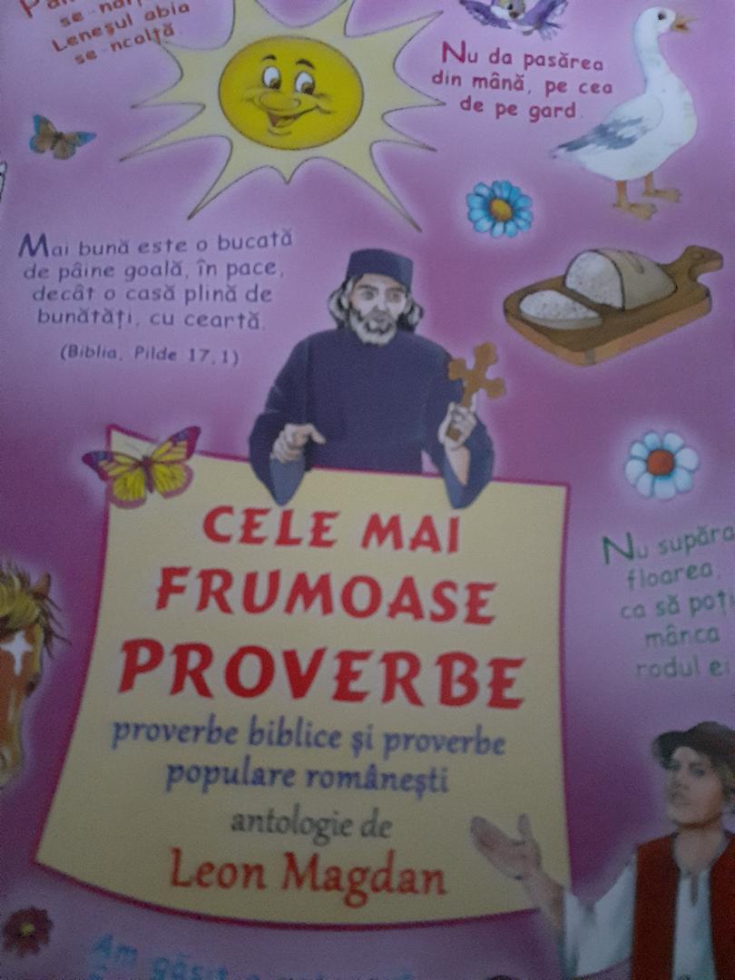 Proverbe româneşti – 2 –