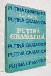 Puțină gramatică