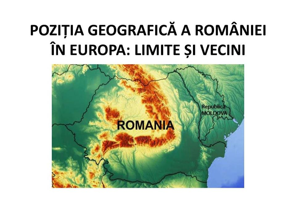 România în Europa