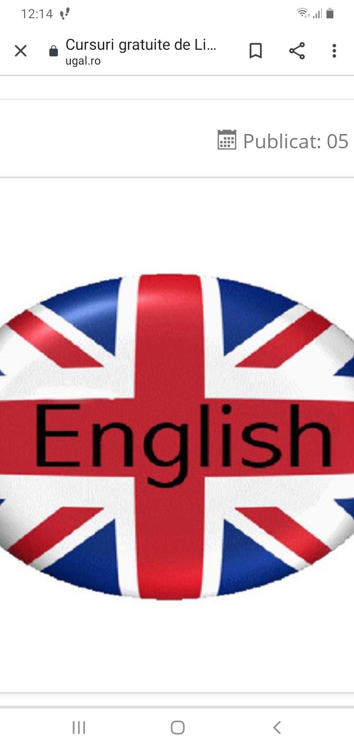 Traducere engleza