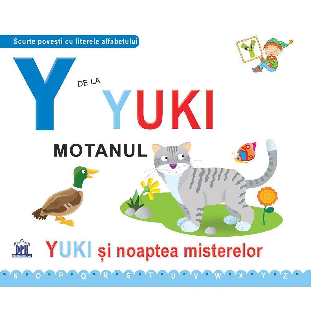 Yuki și noaptea misterelor