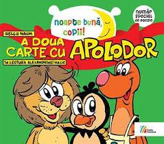 A doua carte cu Apolodor -1