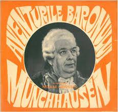 Aventurile Baronului Munchhausen- partea 1
