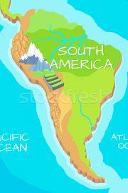 Capitalele Americii de Sud