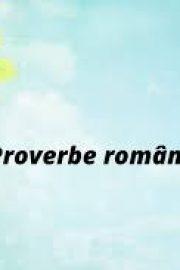 Continua proverbul -3