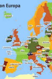 Die europäischen Hauptstädte