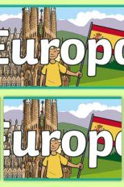 Europäische Wahrzeichen