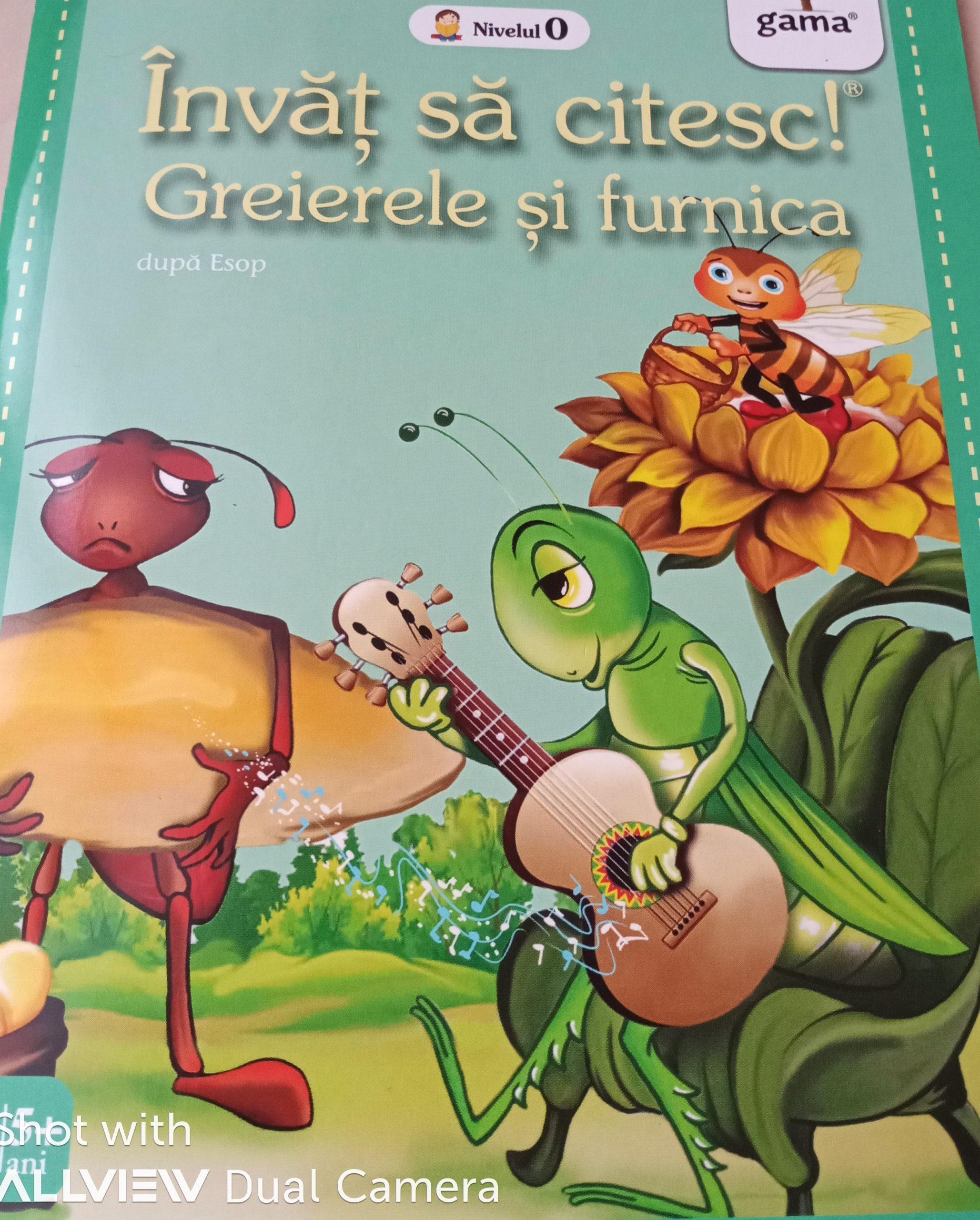 Greierele și furnica – [6]