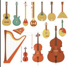 Instrumentele muzicale – [2]