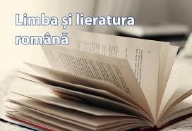 Limba si literatura romana – clasa a IV – a