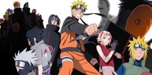 Naruto Shippuden (Quiz)