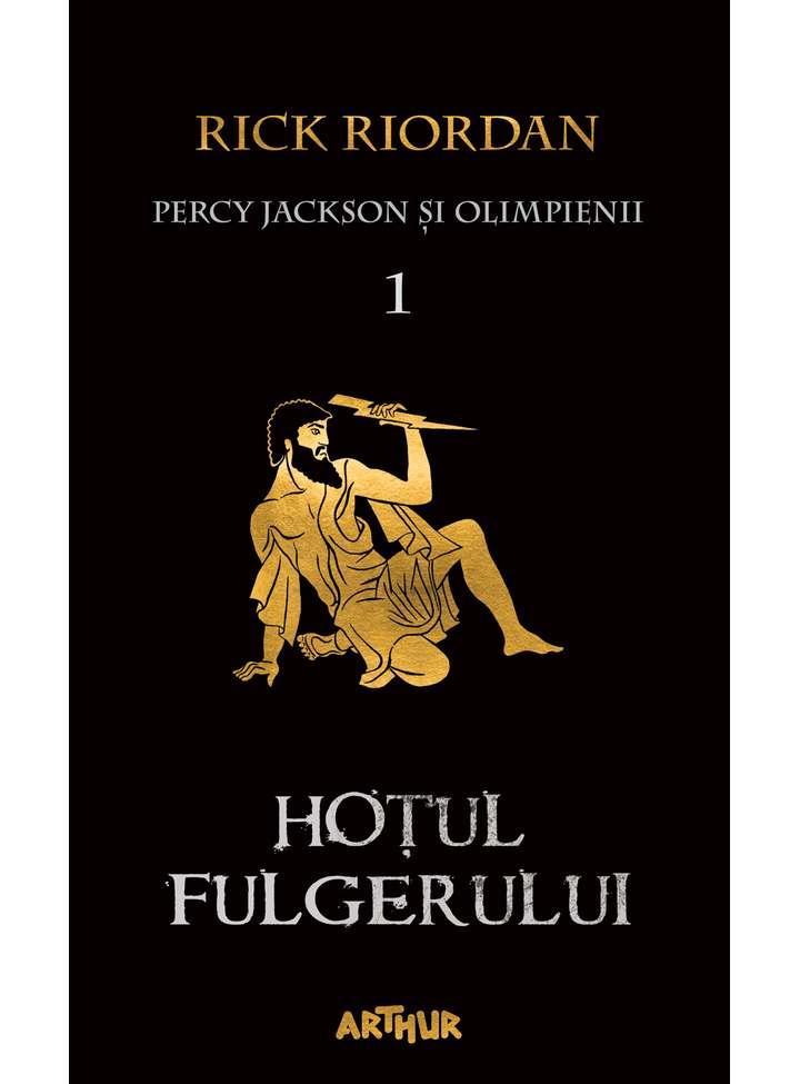 Percy Jackson si Olimpienii. Hotul fulgerului