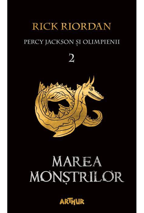 Percy Jackson si Olimpienii. Marea Monstrilor