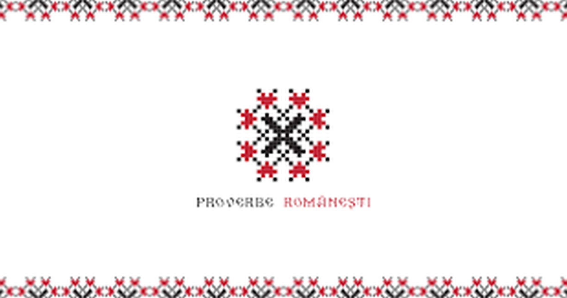 Proverbe românești – [29]