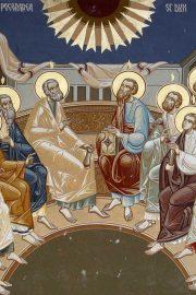 Rusaliile -Pogorârea Duhului Sfânt