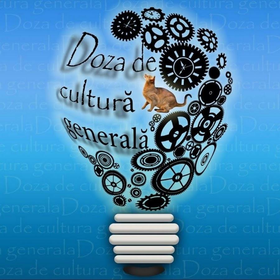 Test de cultură generală pentru gimanziu