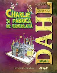 Chalie si fabrica de ciocolata -1