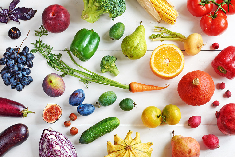 Fruits and vegetables – [2]