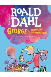 George și miraculosul său medicament, Roald Dahl (Editura Arthur) – 4